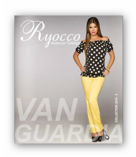 catalogo ryocco colection 2014-5
