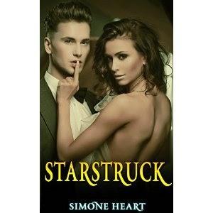 starstruck, simone heart, fast-paced romance