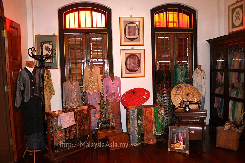 Peranakan Mansion Museum Penang Malaysia Asia