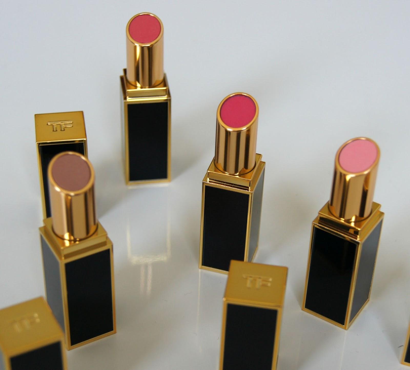 Tom Ford Lip Colour Shine review