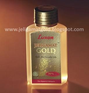 Cubalah Jeli Gamat GOLD
