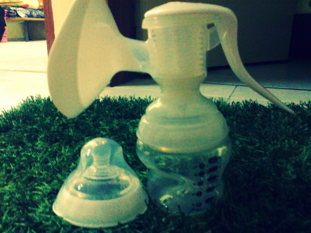 tommee tippee manual breast pump review