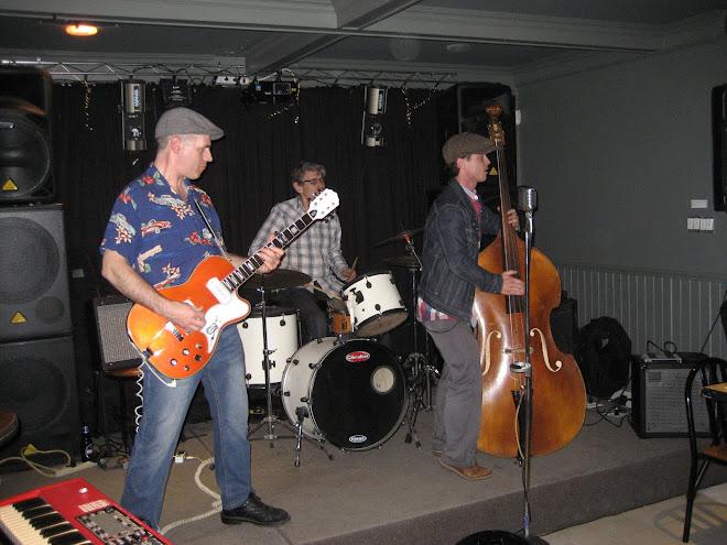 Louis Janelle Blues Band