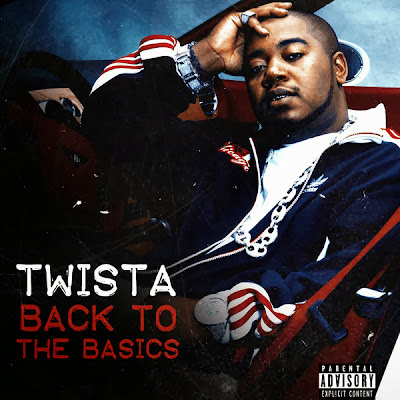 Twista - Back To the Basics - EP Cover
