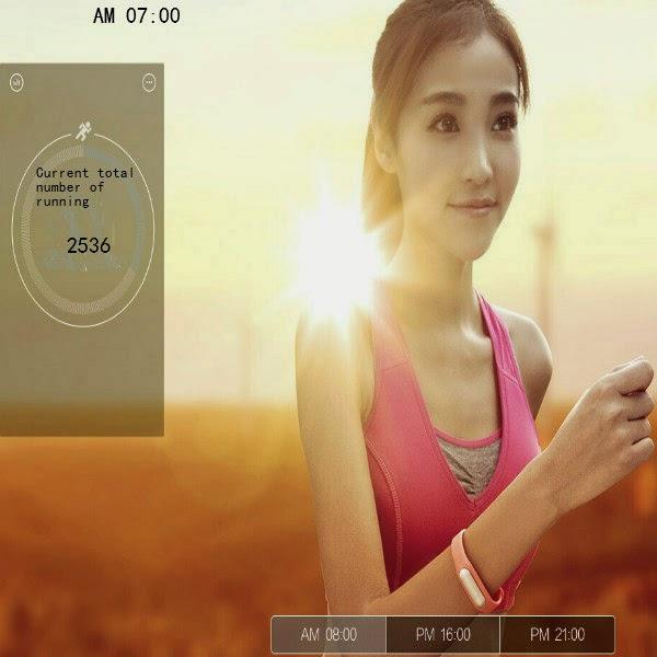Xiaomi Bluetooth Smart Bracelet
