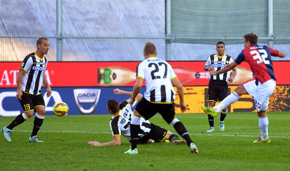 Immagine di Udinese 2 - 4 Genoa, Video Gol Highlights Calcio Serie A
