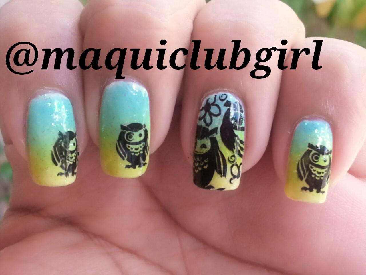 MAQUICLUB GIRL: junio 2013