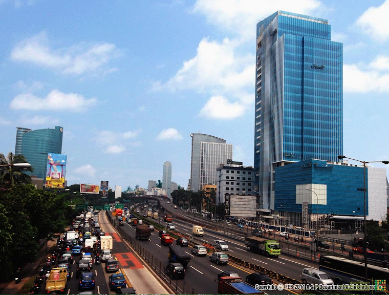 K-Link Tower Jl Gatot Subroto Jakarta
