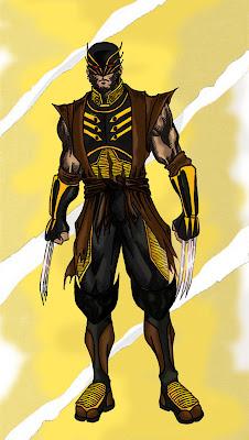Shinobi Wolverine