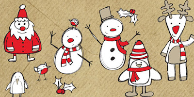 Vectores Navidad Gratis