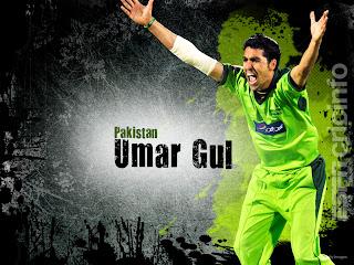 umar gul pakistan's best fast bowler