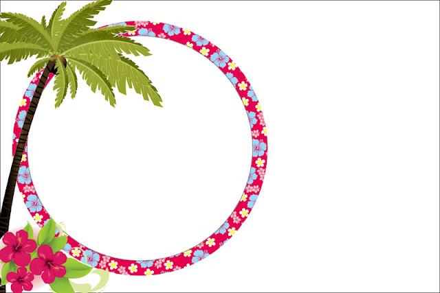 Hawaiian Party Free Printable Invitations – Hawaiian Party Invitations Printable