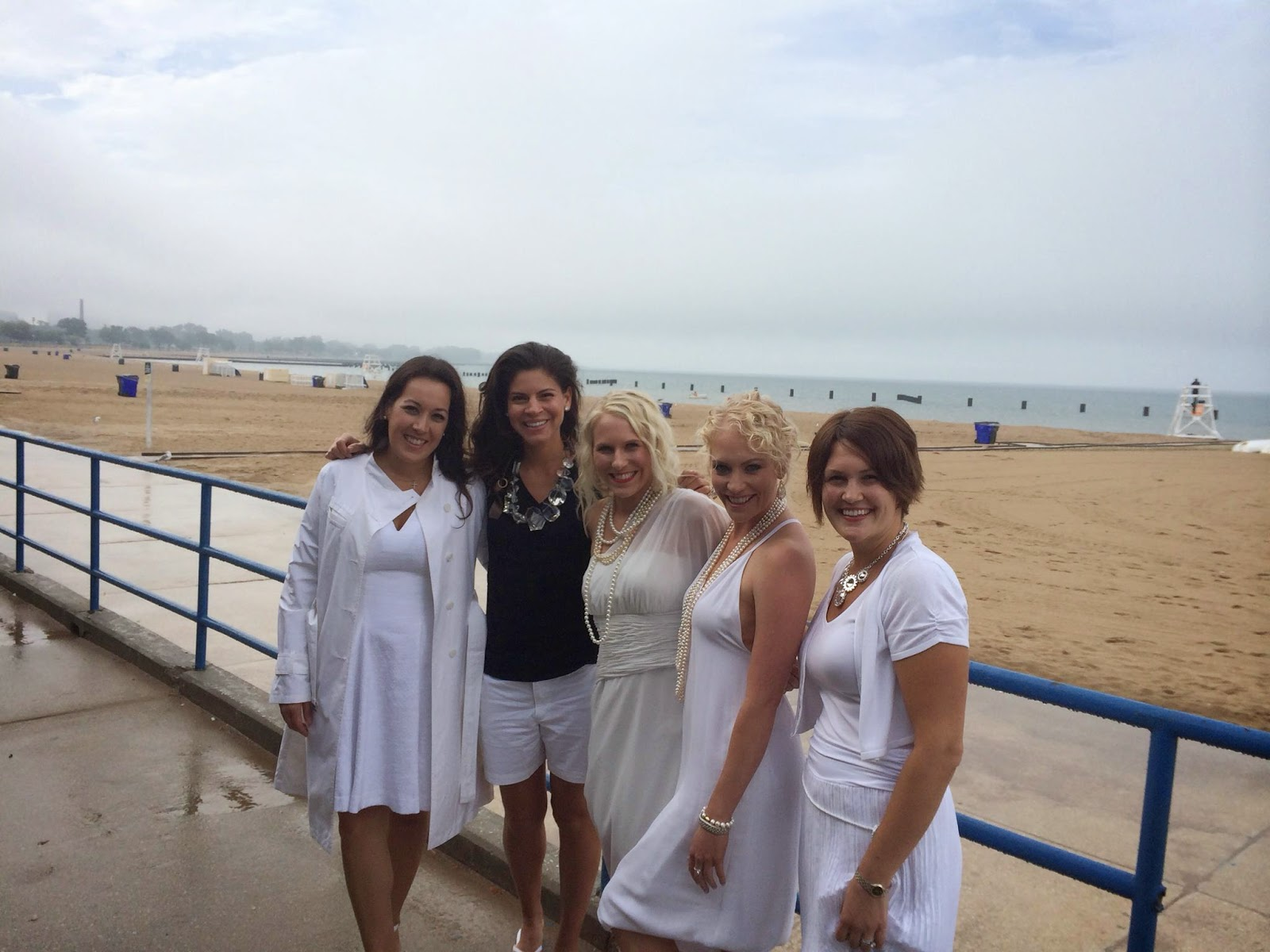 Diner en Blanc: North Avenue Beach