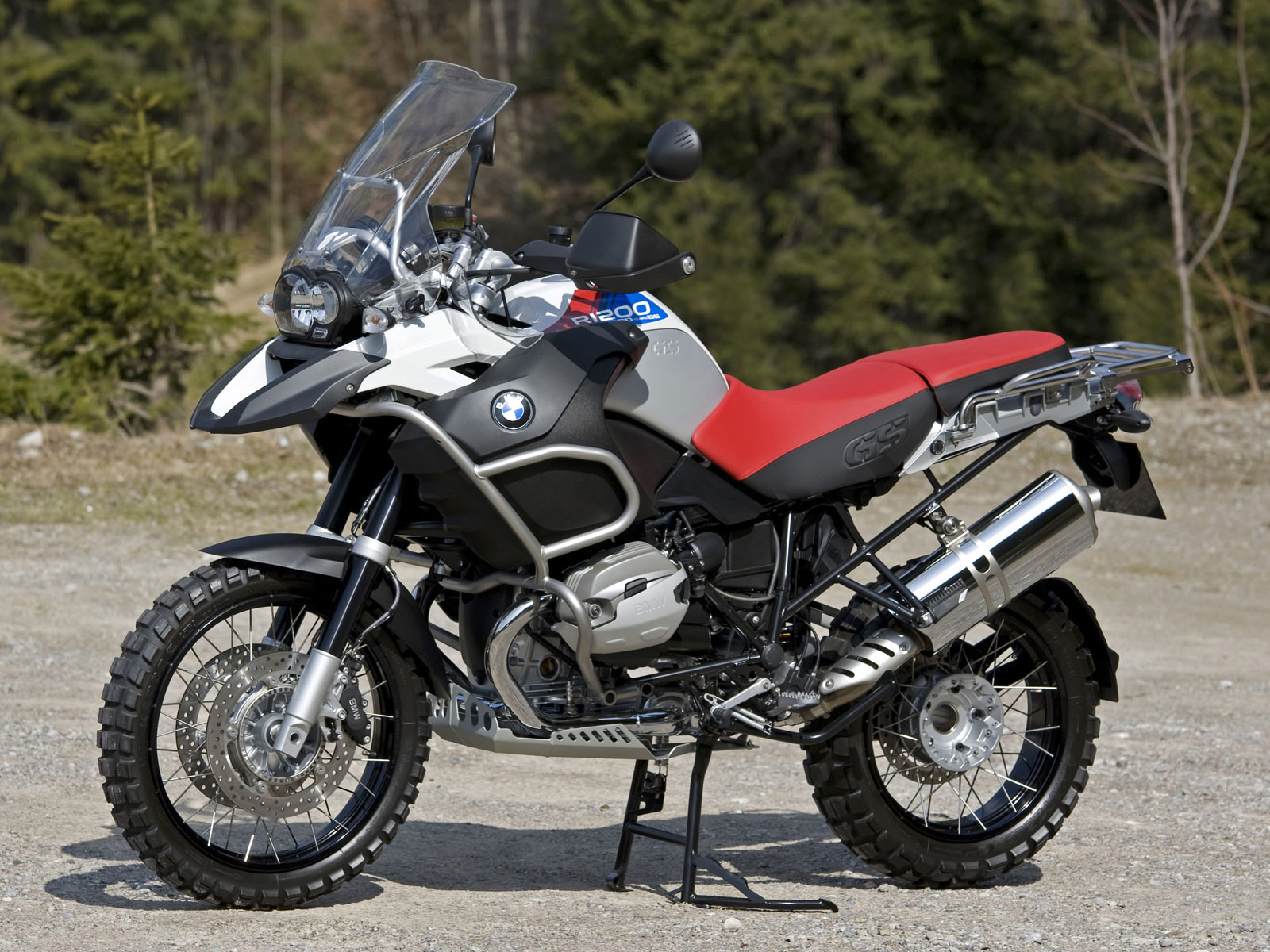 MOTORCYCLE BIG BIKE  2010 BMW R1200GS Adventure 30 Years GS