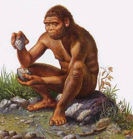Uomo del Paleolitico