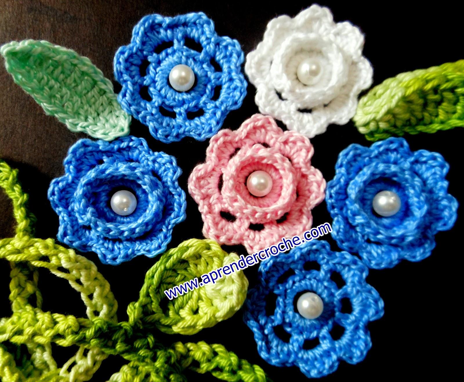 dvd flores 05 volumes coleção video-aulas edinir-croche aprender croche loja curso de croche frete gratis