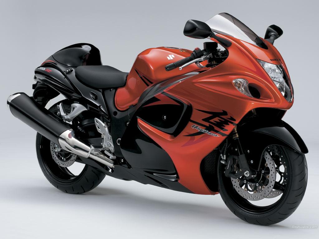 Suzuki Hayabusa GSX1300R Motorcycles