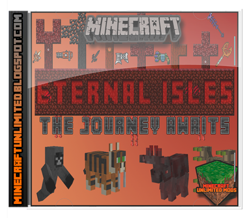 Eternal Isles Mod Minecraft