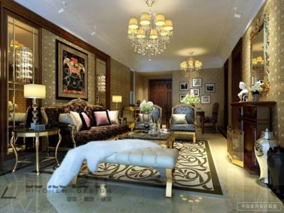 Nuevas salas de estar modernas del lejano oriente c mo for Salas de estar acogedoras