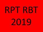 RPT RBT 2019