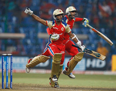 Royal Challengers Banglore celebration Still