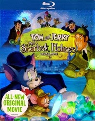 Tom and Jerry Meet Sherlock Holmes (2010) Hindi