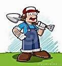 Foi picada de jardineiro!