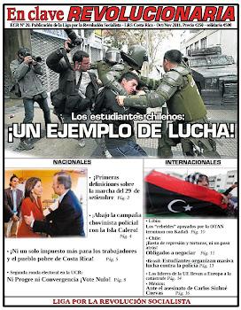 En Clave Revolucionaria 20 | Octubre-noviembre 2011
