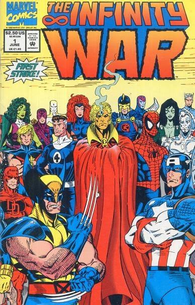 Universo del Comic: Guerra del Infinito (Infinity War ...