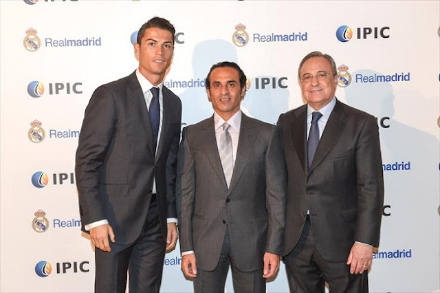 Florentino quiere los millones de IPIC para tapar la salida de Cristiano