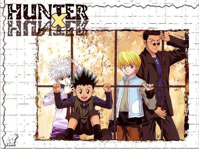 hunter x hunter wallpaper. hunter+x+hunter+wallpaper