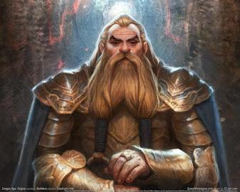 #43 Dragon Age Wallpaper