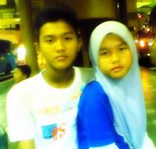 ♥ Wif my sis  ♥
