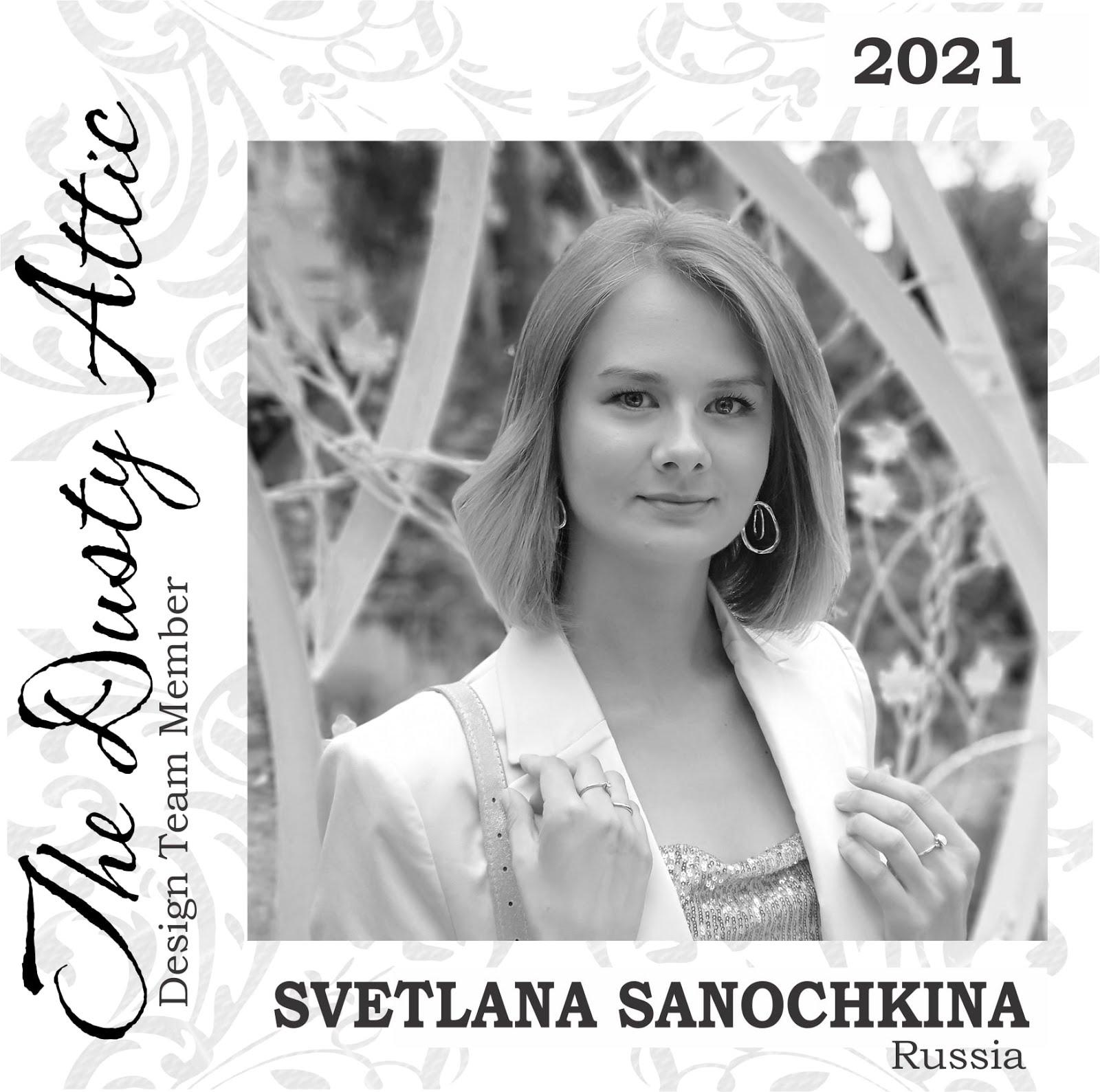 Svetlana Sanochkina