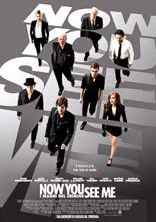 Now You See Me - I maghi del crimine (2013) iTA