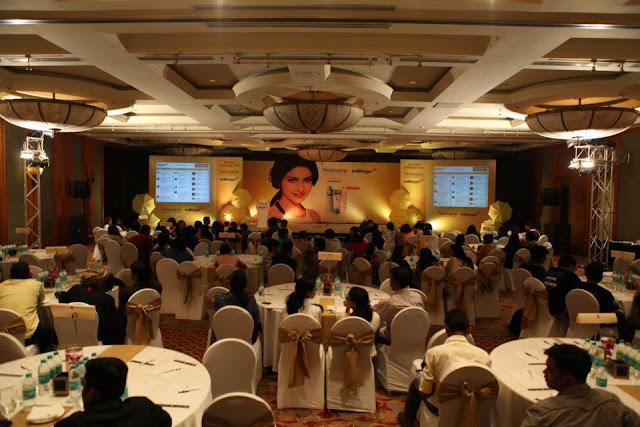 Neutrogena IndiBlogger Meet Mumbai