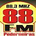 Ouvir a Rádio 88,3 FM 88,3 de Pederneiras - Rádio Online