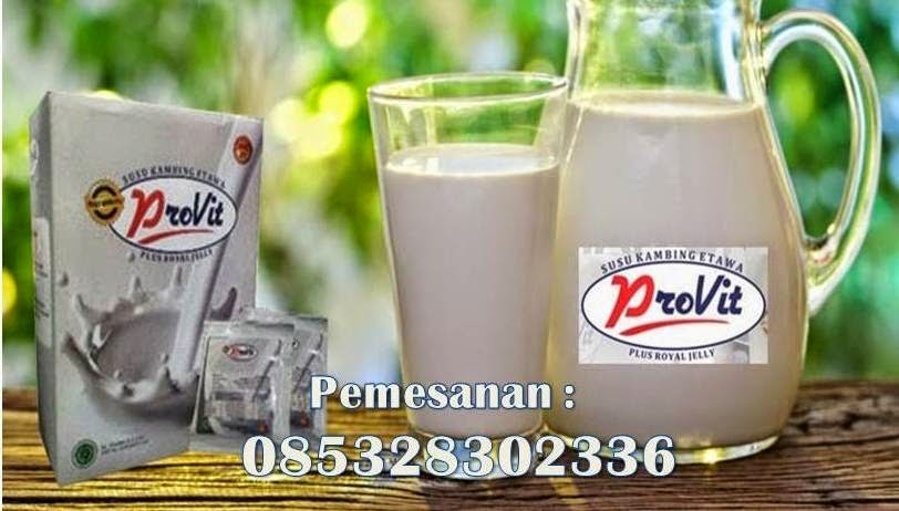 Susu Kambing Etawa Provit Plus Royal Jelly