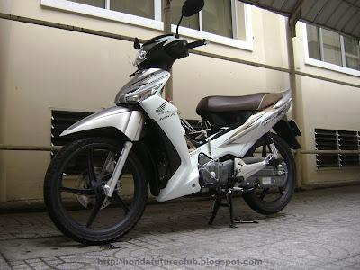 Honda Future X FI 09