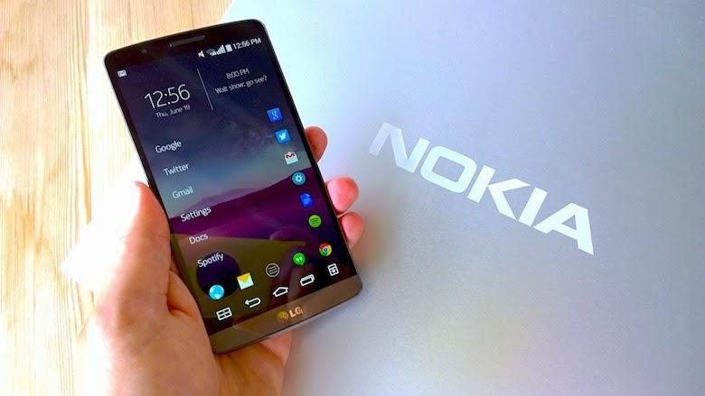 El Nokia Z Launcher
