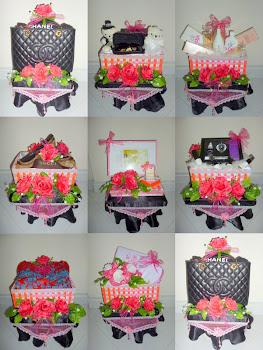 Gubahan Black & Pink(14/10/12)