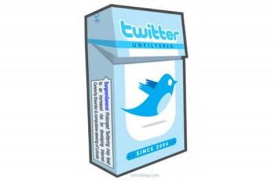Twitter Bisa Bantu Hentikan Kebiasaan Merokok