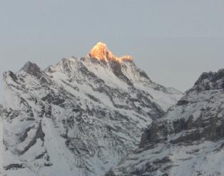 winter sun, or winter wonderland holiday? Switzerland in Winter