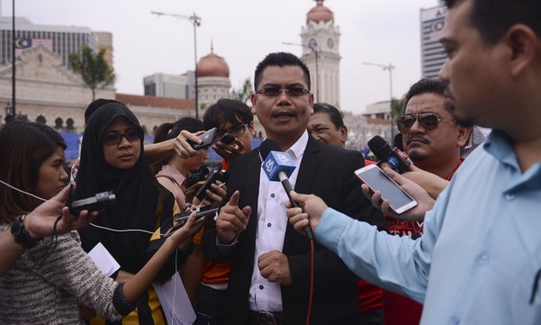 Jamal Md Yunos Kata UMNO Akan Buat Kenduri Kesyukuran Jika Mahathir Keluar Parti