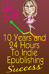 10 Years and 24 Hours to Indie Epublishing Success