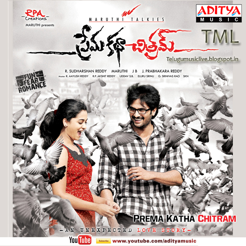Premakatha Chitram(2013) Telugu Movie Songs Free Download