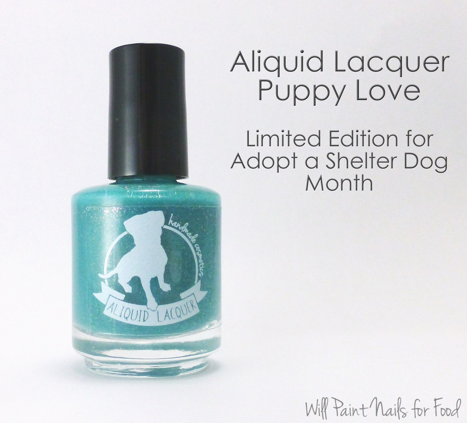 Aliquid Lacquer Puppy Love