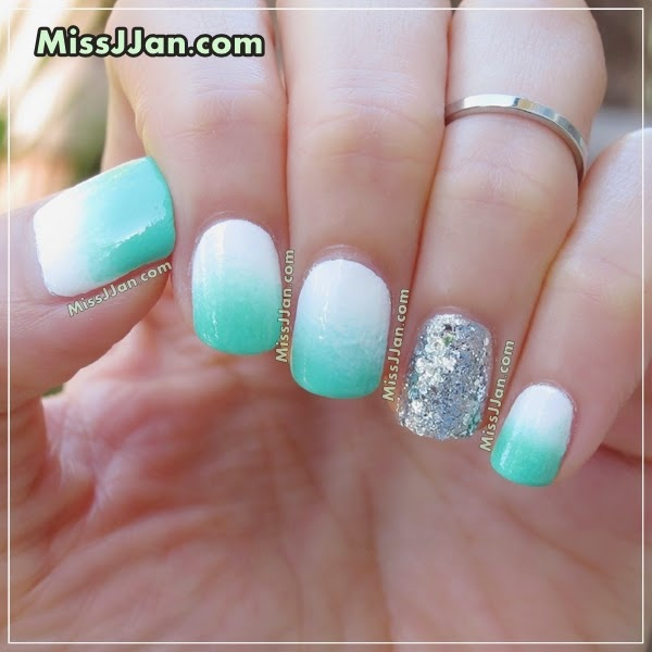 MissJJan\'s Beauty Blog ♥: {Manicure Monday} Tutorial: EASY ...