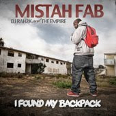 I Found My Backpack On iTunes