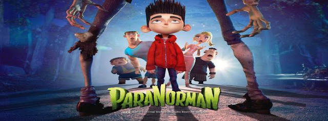 Paranorman 2012 Facebook cover